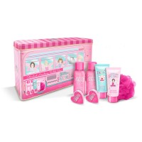 GRACE COLE GLITTER FAIRIES BALLET BUS SET