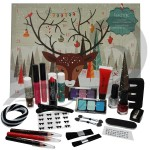 Technic Cosmetic Calender Reindeer Make-up Set